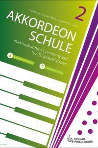 Akkordeonschule Band 2