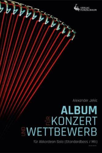 Album für Konzert und Wettbewerb