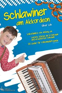 Schlawiner am Akkordeon
