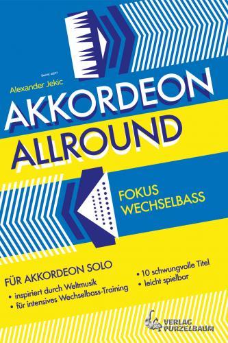 Akkordeon Allround - Fokus Wechselbass