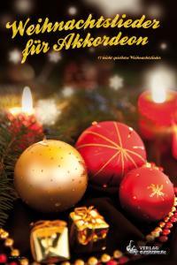 Weihnachtslieder für Akkordeon
