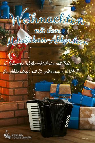 Weihnachten mit dem Melodiebass-Akkordeon