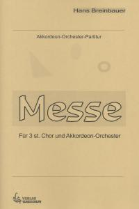 Messe - Partituren