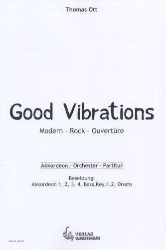 Good Vibrations - Partitur
