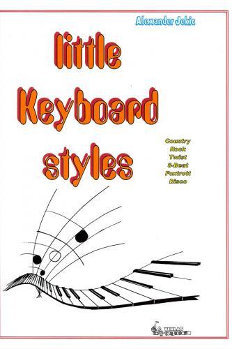 Little Keyboardstyles Bd. 1 - Mängelexemplar