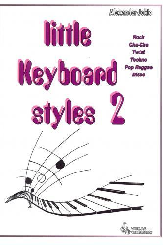 Little Keyboardstyles Bd. 2 - Mängelexemplar