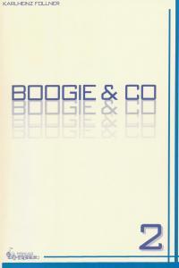 Boogie & Co Bd. 2 - Mängelexemplar