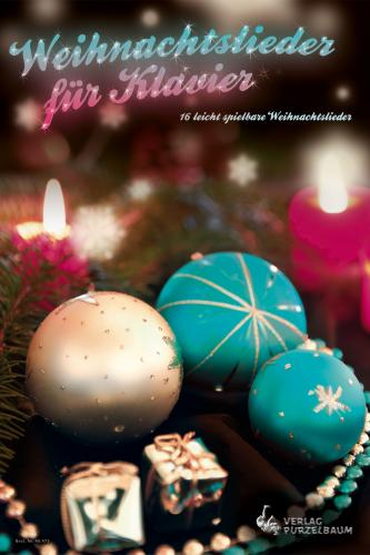 Weihnachtslieder für Klavier