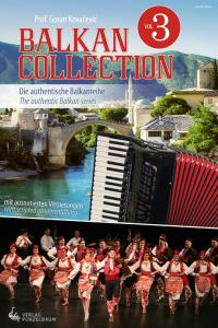 Balkan Collection Vol 3 - Mängelexemplar