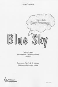 Blue Sky - Partitur