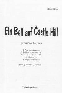 Ein Ball auf Castle Hill - Partitur