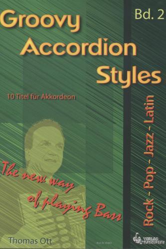 Groovy Accordion Styles Bd. 2