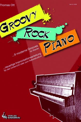 Groovy Rock Piano