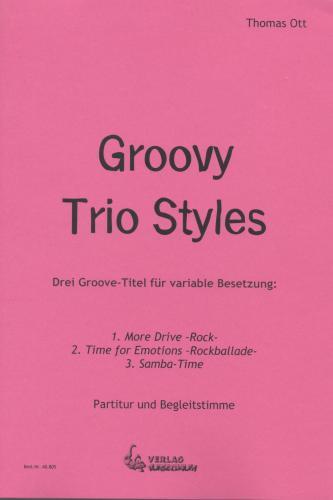 Groovy Trio Styles 1