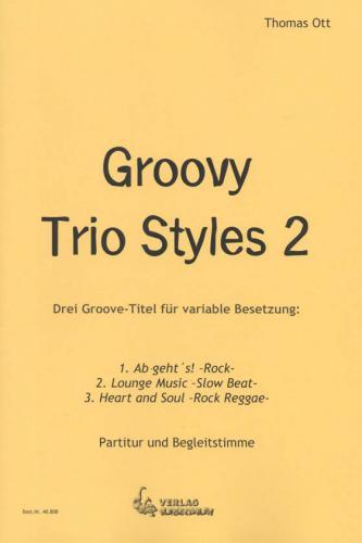 Groovy Trio Styles 2