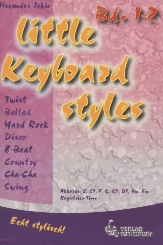 Little Keyboardstyles Bd. 1-2