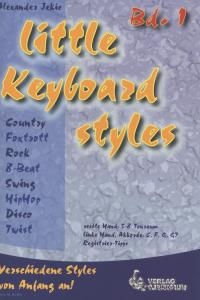 Little Keyboardstyles Bd. 1