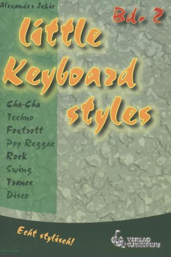 Little Keyboardstyles Bd. 2