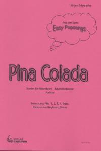 Pina Colada - Partitur