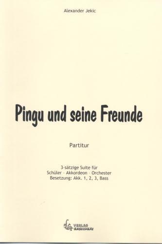 Pingu und seine Freunde - Partitur