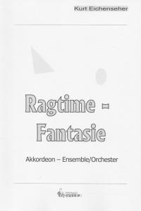 Ragtime Fantasie - Partitur