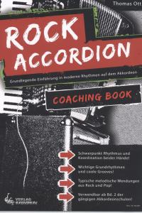 Rock Accordion - Coaching Book