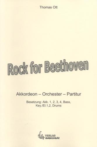 Rock for Beethoven - Partitur