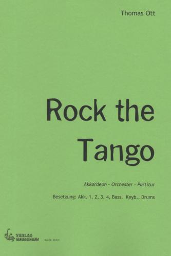 Rock the Tango - Partitur