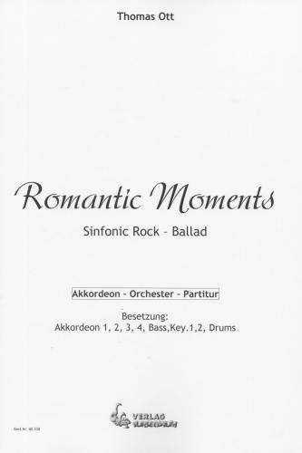 Romantic Moments - Partitur