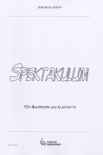Spektakulum - Mängelexemplar