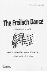 The Freilach Dance - Partitur